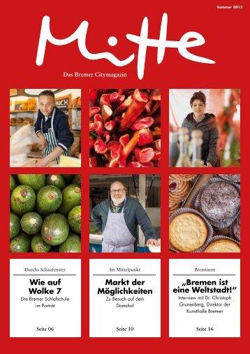 Wie auf Wolke 7 Markt der Möglichkeiten ... - mitte-magazin.de