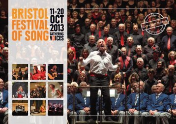 Download the festival brochure - Gathering Voices Festival of Song