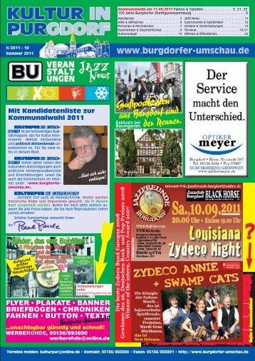 Grußpostkarten aus Burgdorf sind der Renner. - Burgdorfer Umschau