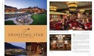 resort living: jackson hole: shooting star + Story by Wayne Roberts