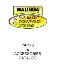 PARTS & ACCESSORIES CATALOG - Walinga Inc.