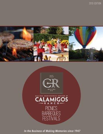 download picnic information - Calamigos Ranch