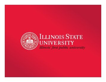 ASPT Overview - Office of the Provost - Illinois State University