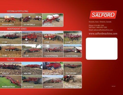 Tillage - Paul Wilkins Tractors