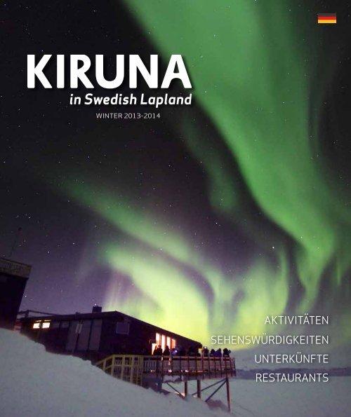 restaurants aktivitäten sehenswürdigkeiten unterkünfte - Kiruna