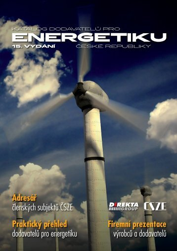 Katalog dodavatelů pro energetiku - Direkta