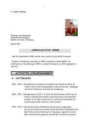 CV Corinne Sachs-Durand] - Social-law.net