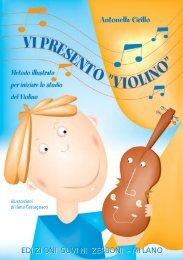 Vi presento Violino - Edizioni Suvini Zerboni