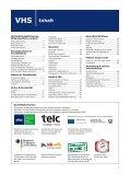 Programmheft 1. Halbjahr 2014 - Volkshochschule Mettmann-Wülfrath - Page 3