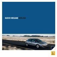 NUEVO MEGANE BERLINA - Renault