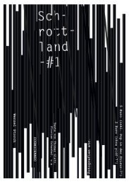 Download Schrottland#1 (pdf, 8MB) - department of volxvergnuegen