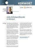 PDF vom SCHULSPORTBERICHT 2012/2013 - Schulsport Kärnten - Seite 6