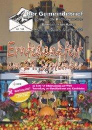 Unsere Kandidatinnen und Kandidaten - evangelisch in Rodenbach