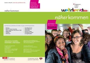 Projektheft als pdf-Datei (5 MB) - ejw - Evangelisches Jugendwerk in ...
