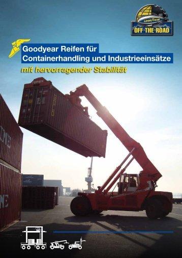 Goodyear Reifen für Containerhandling und ... - Goodyear Tires