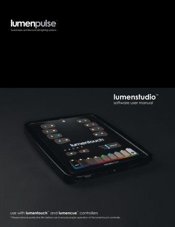 User Guide PDF - Lumenpulse