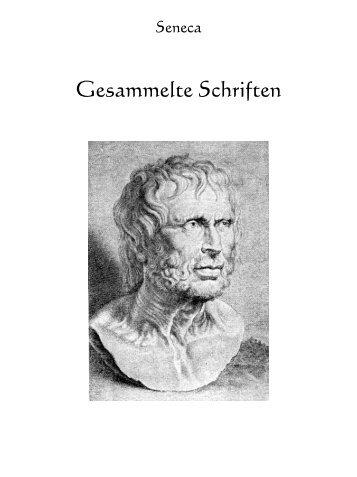 65-Seneca - Gesammelte Schriften - anova