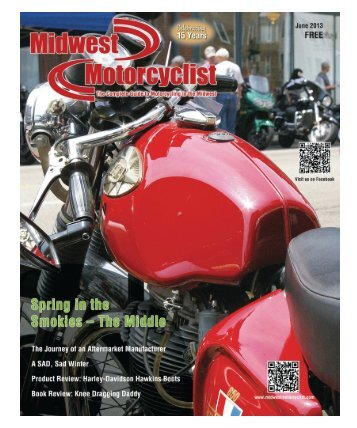 June 2013 - Midwest Motorcyclist