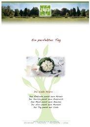 Hochzeit - Ein perfekter Tag