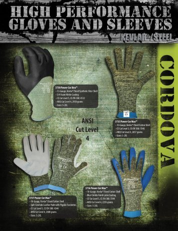 High-Performance-Gloves-0912 - Cordova Safety Products