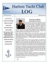 Log 1212 Dec 2012.pdf - Harlem Yacht Club