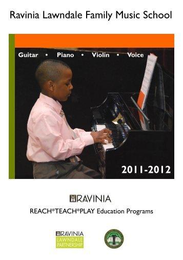 Ravinia Lawndale Family Music School 2011-2012 - Ravinia Festival