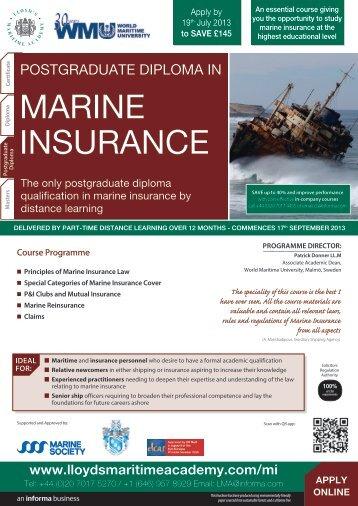Www Travelers Marine Insurance Company