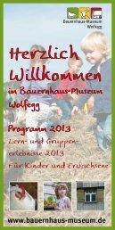 Lernerlebnisse Bauernhaus-Museum Wolfegg - Die Schwabenkinder
