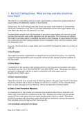 No Cold Calling Toolkit (Adobe PDF) - East Sussex County Council - Page 3