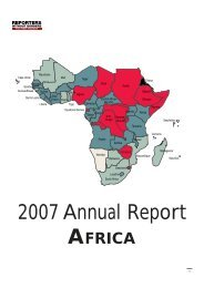 2007 Annual Report - Reporters Without Borders