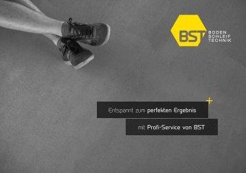 Entspannt zum perfekten Ergebnis mit Profi-Service von BST