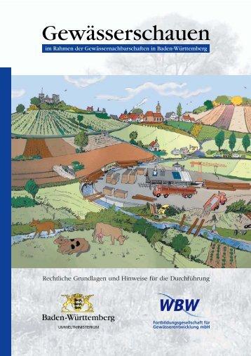 Merkblatt - WBW Fortbildungsgesellschaft für Gewässerentwicklung ...
