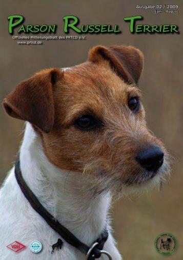 7,94 - Parson Jack Russell Terrier Club Deutschland e.V.