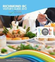 RICHMOND BC - Tourism Richmond