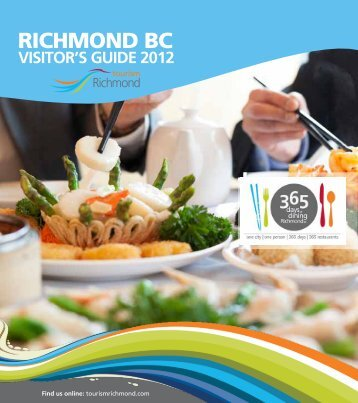 RICHMOND BC - Tourism Richmond