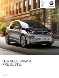 Preise - BMW.com