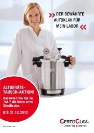 tAusCh-Aktion! - Bartelt GmbH