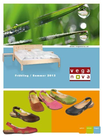 Frühling / Sommer 2013 - Vega Nova