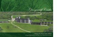 Glengarriff Castle brochure - Cogent