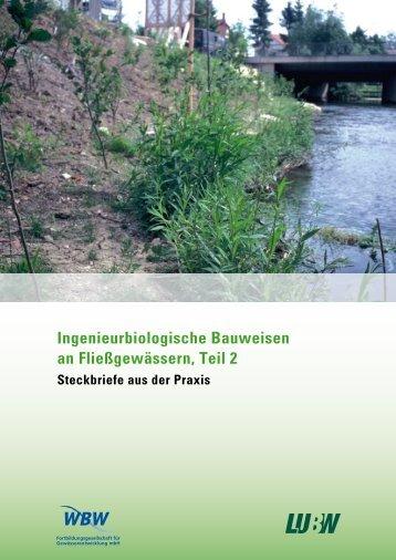 Steckbriefe - WBW Fortbildungsgesellschaft
