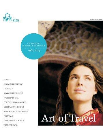 Issue - August 2013 - Sita India