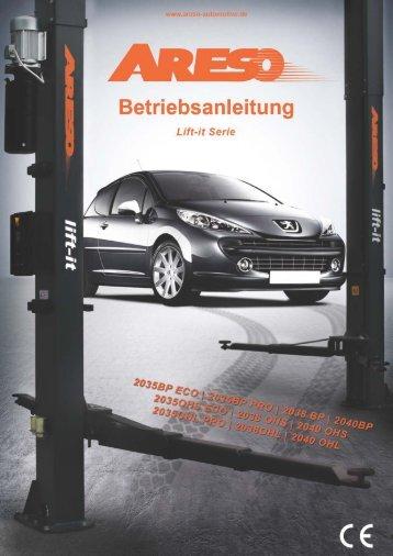 Download lift-it Bedienungsanleitung