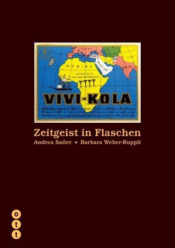 Zeitgeist in Flaschen - Ott Verlag