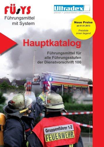 Neue Preise - FÜsYS - Führungsmittel mit System