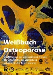Weißbuch Osteoporose - beim Deutschen Netzwerk der Bone an ...