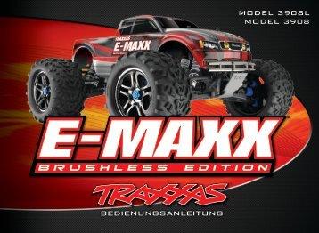 bedienungsanleitung - Traxxas