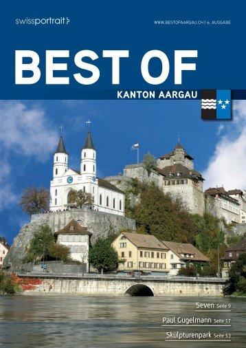 KANTON AARGAU - Home > best of, Swissportrait