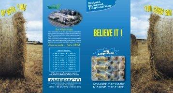 Tama Plastic Industry - Ambraco