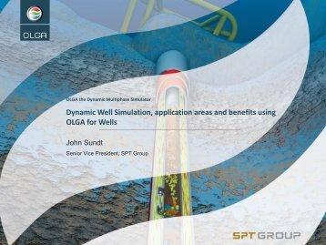 OLGA for Wells - Aker Solutions