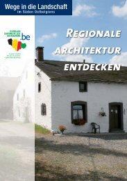 2EGIONALE ARCHITEKTUR ENTDECKEN
